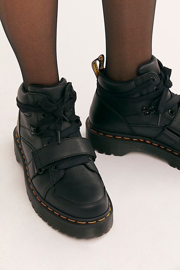 Dr. Martens Zuma II Lace-Up Boots in