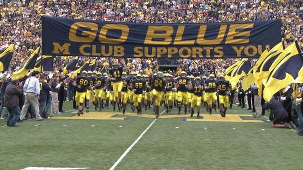 Michigan Football on Saturdays