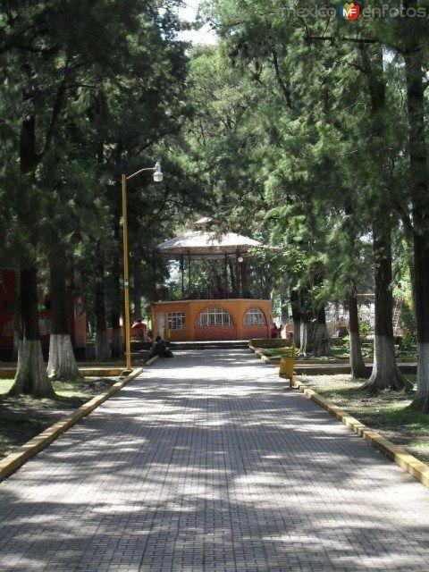 Fotos de Ciudad Mendoza, Veracruz, México: Kiosco de la Alameda Benito Juarez