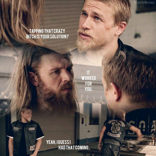 Who is jax teller hookup in real life