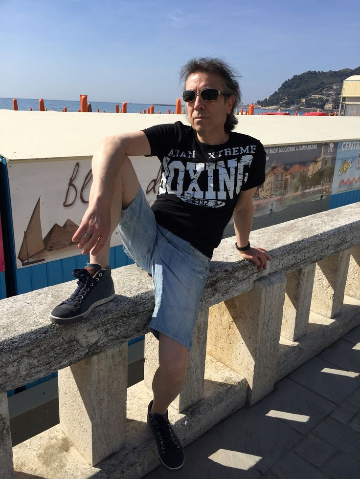 Una giornata di relax al mare