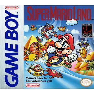 Complete Super Mario Land - Game Boy