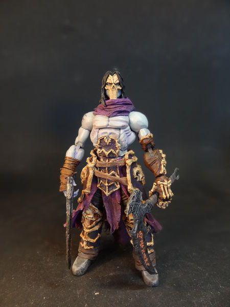 Darksiders 2 Death Misc Custom Action Figure Custom