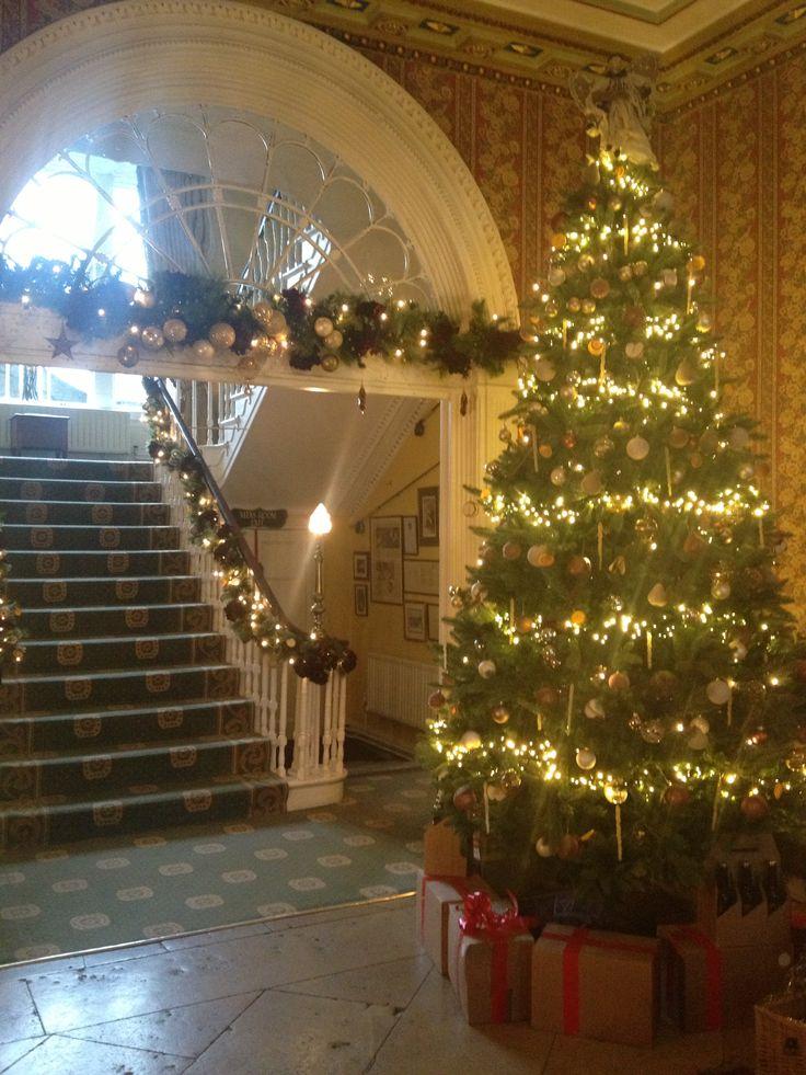 Longueville House Christmas Tree