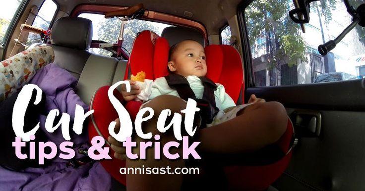 Agar Anak Mau Duduk di Car Seat