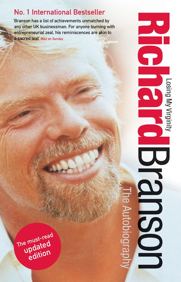 Richard Branson Autobiography