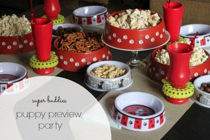 Super Buddies Puppy Party