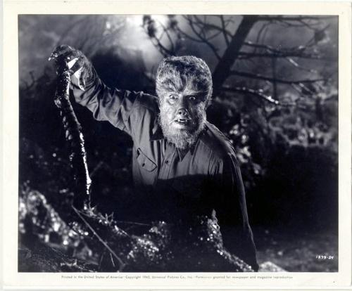 wolfmanWolfman, Chaney Jr, Man 1941, Classic Horror, Wolf Man, Universe Monsters, Classic Monsters, Horror Movie, Lon Chaney