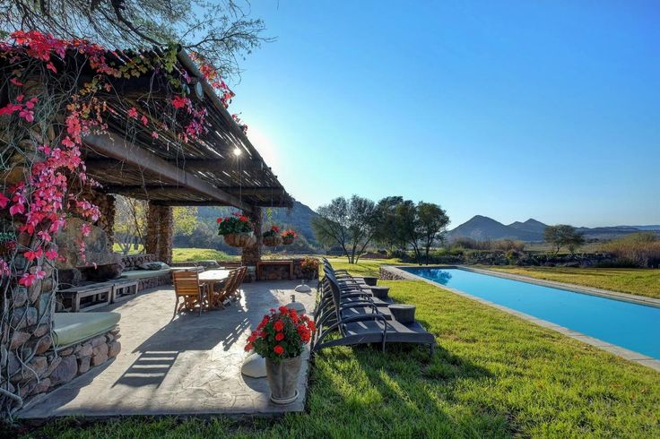 Rietfontein, the magnificent Karoo stud farm that has been home to sporting legend Gary Player and his fam