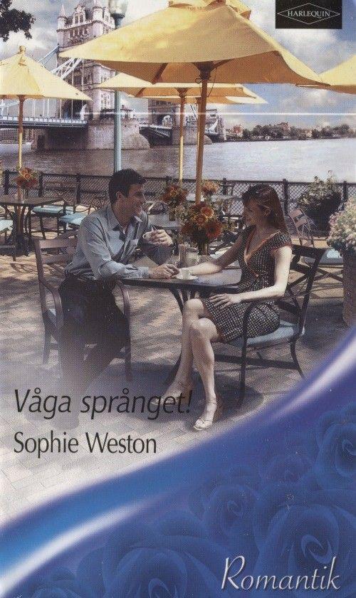 Harlequin Romantik - Våga språnget! (Sophie Weston)  Begagnad Harlequin bok i bra skick ---- Byt in dina utlästa böcker hos oss mot andra! Vi köper, säljer och byter