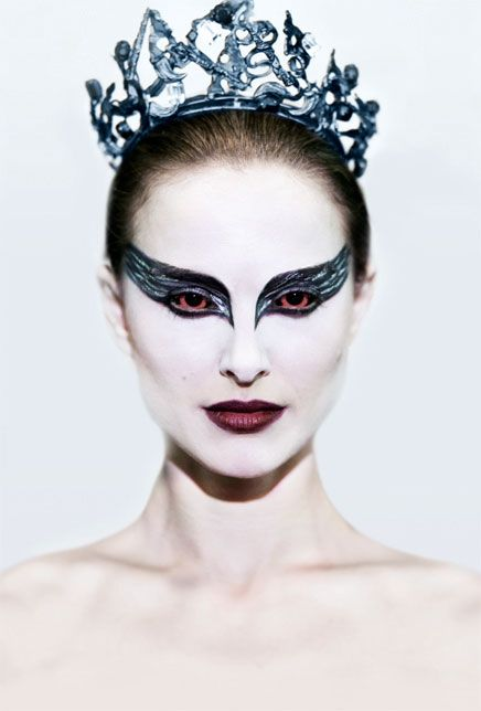 Image detail for -Black Swan the movie makeup by M·A·C Cosmetics