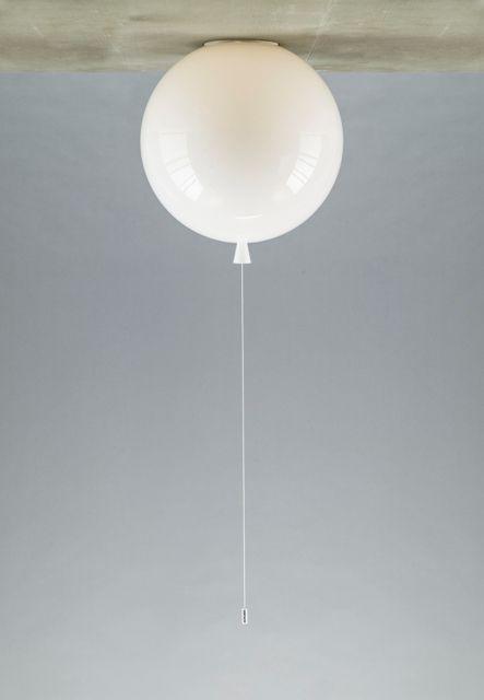 Te gek voor op de kinderkamer! Een armatuur in de vorm van een ballon ♡ MD ++