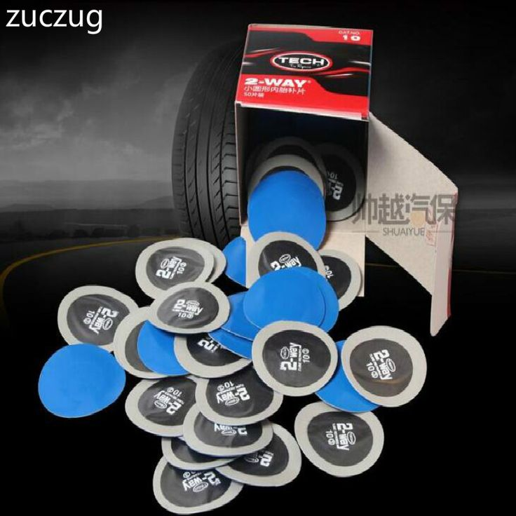 diameter 35mm tubeless tire repair car bike motorcycle tools Film with strong glue 50pcs/lot reparacion de neumaticos #Affiliate