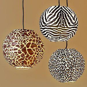 Decorating with animal prints - Animal Print_Lantern.jpg