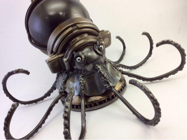 Riek,s Mohane Studio: Octopus
