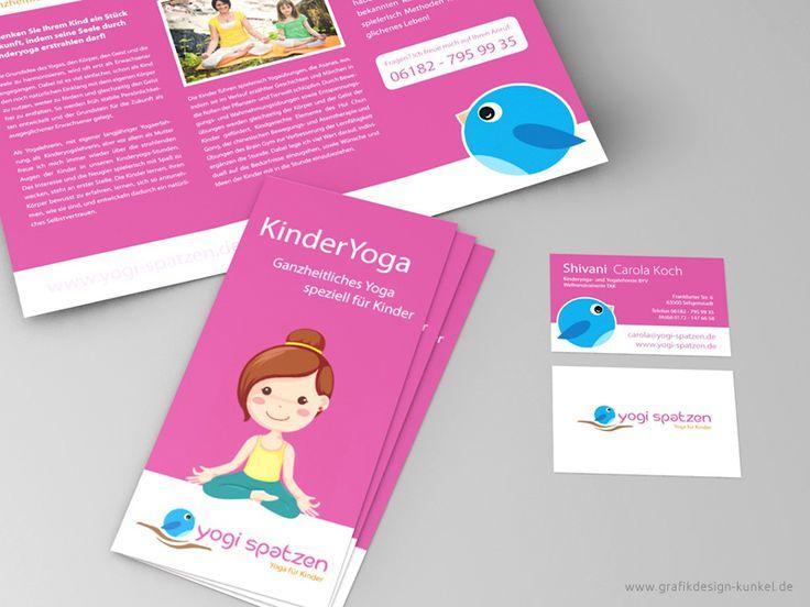 Flyer gestalten lassen vom Grafikdesigner aus Frankfurt Wiesbaden