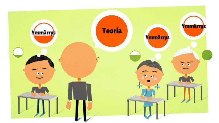 Opettajajohtoisen ja yksilöllisen opetuksen mallit.