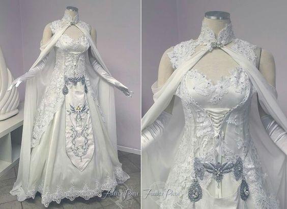 Inspiration Ideas Renaissance Wedding Dresses   With Wedding Dresses On Pinterest  Renaissance Wedding Medieval Wedding