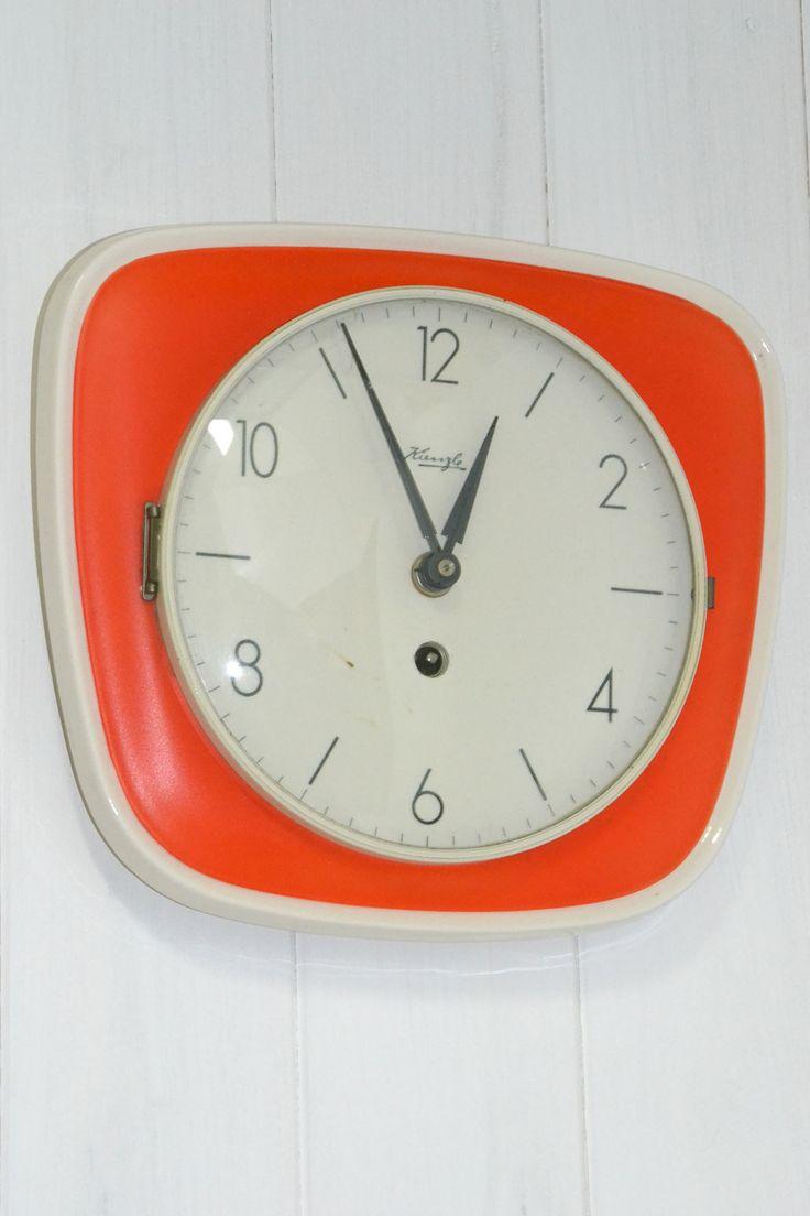 Orologio da parete Vintage Kienzle