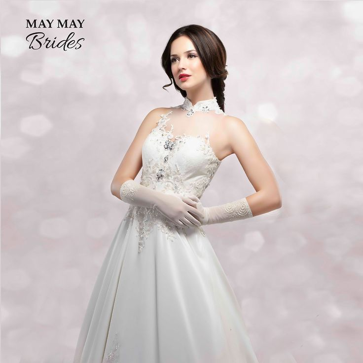 Wedding Gown by May May Bridals 6