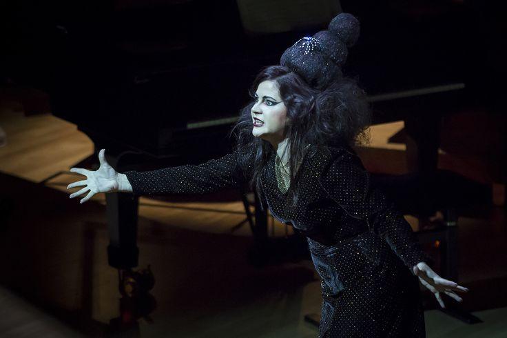 Opera for children: Mozart: The Magic Flute #mupa2014 © Kotschy Gábor