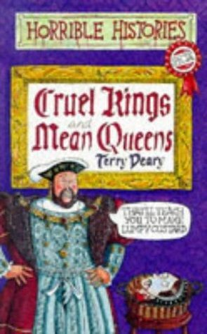 """Horrible Histories - Cruel Kings and Mean Queens (Horrible Histories Special)"" av Terry Deary"