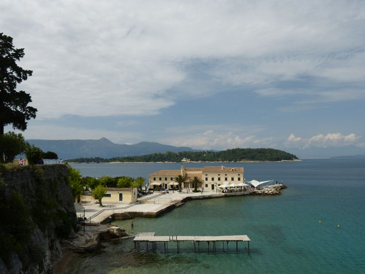 Great place for a coffee in Corfu