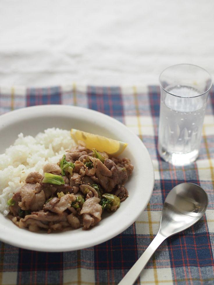 豚とキャベツのナンプラー炒め by ほその まい | レシピサイト「Nadia | ナディア」プロの料理を無料で検索