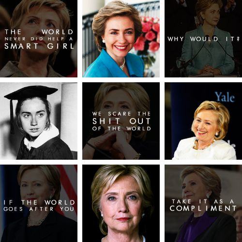 There's that kind of double bind that women find themselves in. On the one hand, yes, be smart, stand up for yourself. On the other hand, don't offend anybody, don't step on toes, or you'll become somebody that nobody likes because you're too assertive. ~Hillary Rodham Clinton