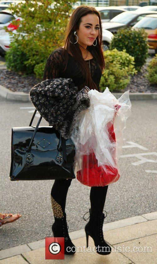 stephanie davis | Picture - Stephanie Davis Cheshire, England, Saturday 1st October 2011 ...