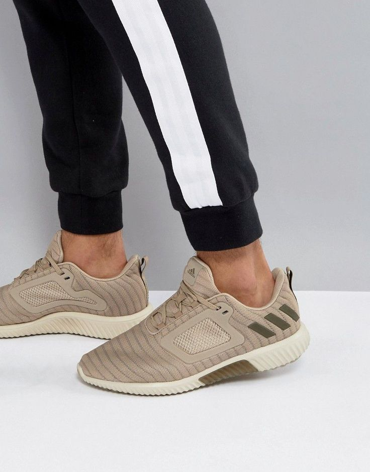 ADIDAS ORIGINALS ADIDAS RUNNING CLIMACOOL SNEAKERS IN STONE S80706 - STONE. #adidasoriginals #shoes #