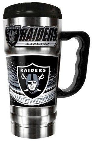 NFL CHAMP 20oz Vacuum Insulated Stainless Steel Travel Mug