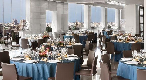 Ayre Hotel Astoria Palace, alojamiento 4 estrellas en Valencia