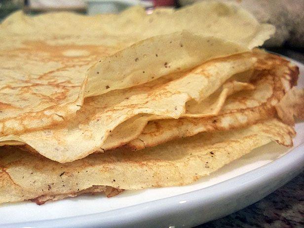 Crepe Night: Gluten-Free Edition: Recipe, Healthy Eating, Gluten Free Crepes, Gluten Fre Crepes, Food Gluten, Crepes Night, Savory Crepes, Free Breakfast, Glutenfr Crepes