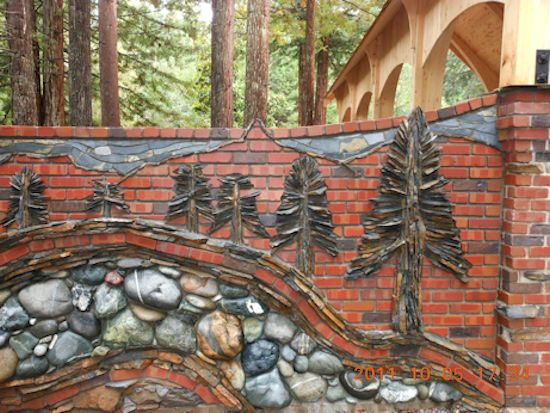 Pierson Masonry Does Some Really Wonderful Work With Landscapes, Stone Walls,  Fireplaces, Etc. He Lives In The Monterey/Carmel Area!