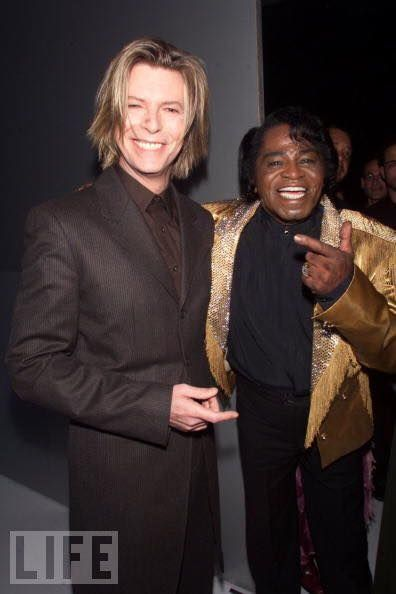 Bowie & James Brown