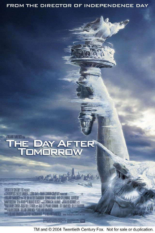The Day After Tomorrow (2004) - Pictures, Photos & Images - IMDb