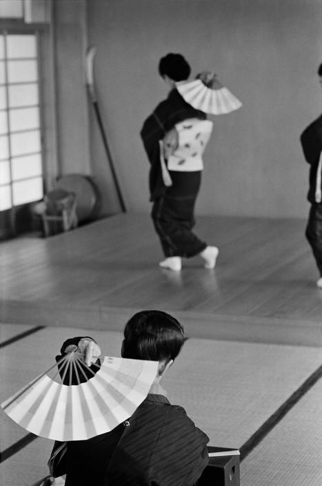 Dance, Tokyo, 1961 by Rene Burri
