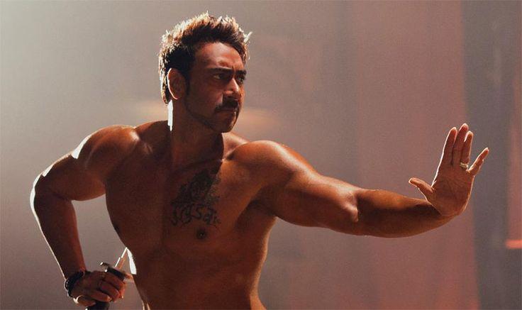 Ajay Devgn zeigt auf Twitter seinen gestählten Körper | © Ajay Devgn auf Twitter