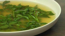 clear soups recipes