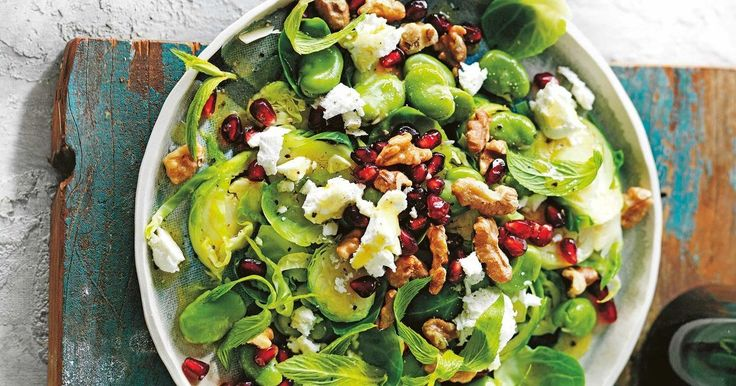 For a lighter lunch, enjoy Jessica Sepel's no fuss Brussels sprouts salad, complete with a zesty honey mustard dressing.