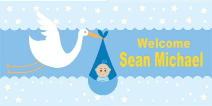 17 best images about baby banner templates on pinterest celebrations ux ui designer and its a boy. Black Bedroom Furniture Sets. Home Design Ideas