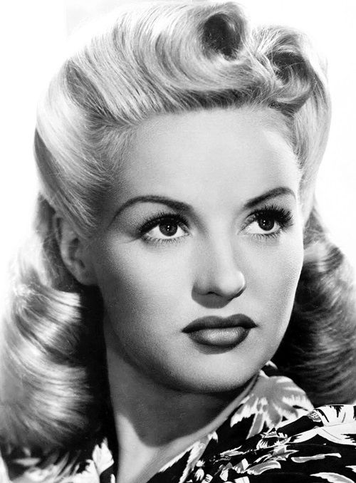 Betty Grable 1940s Classic Hollywood Betty Grable