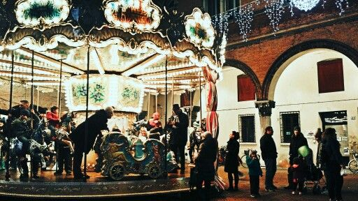 Ferrara carousel