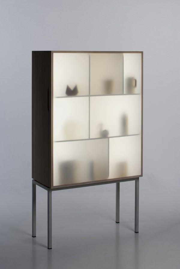 Displayaway le cabinet mise en valeur par Stine Knudsen Aas   Blog Esprit-Design : tendance Design / Deco