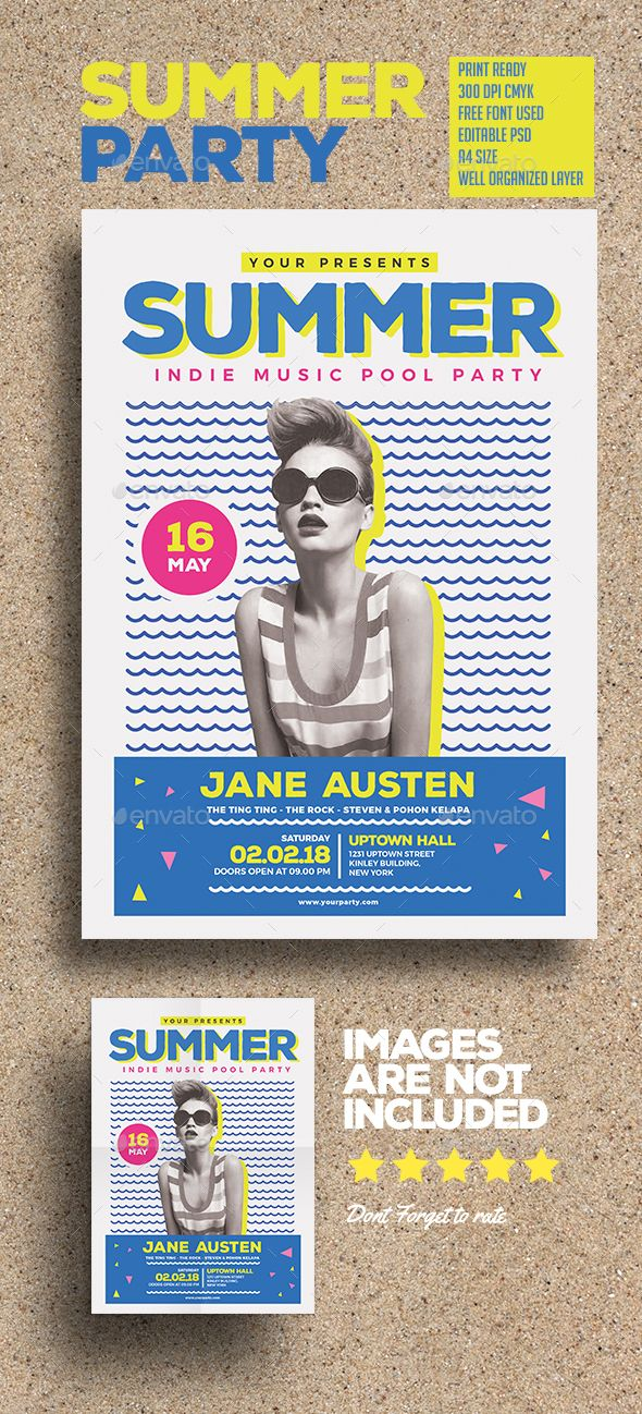 25+ Best Event Flyers Ideas On Pinterest | Graphic Design Flyer