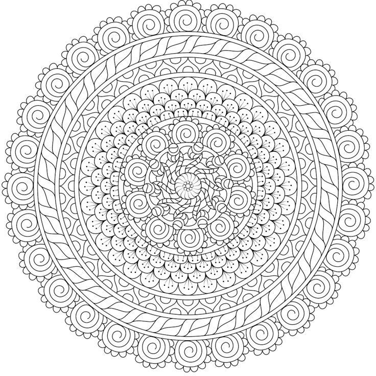 """This is """"Pixie Den"""", a free printable coloring page from mondaymandala.com https://mondaymandala.com/m/pixie-den?utm_campaign=sendible-pinterest&utm_medium=social&utm_source=pinterest&utm_content=pixie-den"""