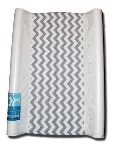 pokrowiec bawełniany uniwersalnyz gumką na przewijak - ZigZag/changing mat cover