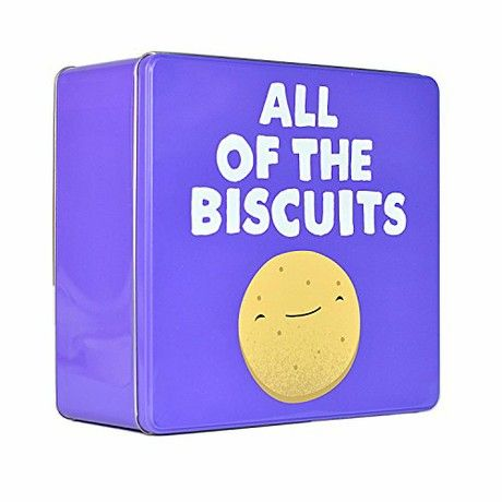 Jolly Awesome Biscuit Tin Storage