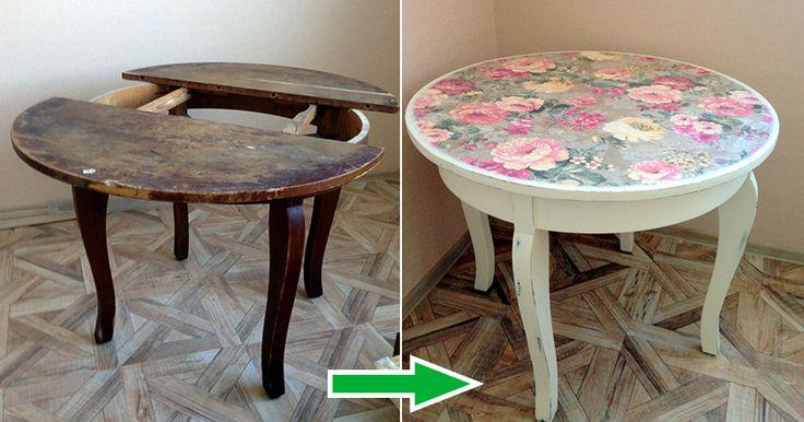 Впервые я решилась поделится своим первым опытом реставрации старой мебели. Мне случайно достались четыре предмета старой мебели в плачевном состоянии: стол, комод, настенные часы и дорожный сундук двух сестёр-старушек, которые в давние года приехали их Шанхая в наш город и прожили в нём оставшуюся жизнь. Мы с мужем решили попробовать подарить эти вещам новую жизнь и пус…
